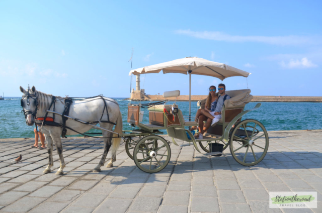 Carrozza a Chania Creta